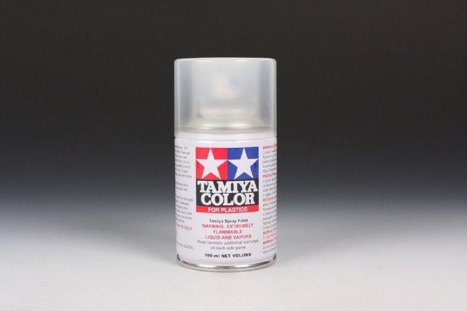 Tamiya Barva ve spreji - Lesklý lak (Gloss Clear) TS-13