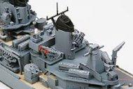 Tamiya US Navy Battleship New Jersey - BB-62