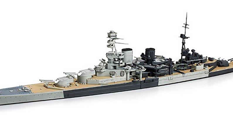 Tamiya British Battle Cruiser Repulse