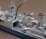 Tamiya U.S. Navy CA-35 Indianapolis