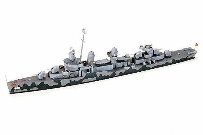 Tamiya USN DD445 Fletcher