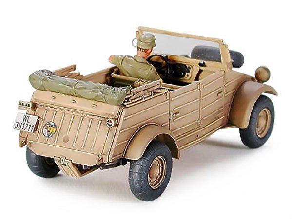 Tamiya Kubelwagen Type 82 - Africa