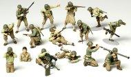 Tamiya WWII US Army Infantry GI Set