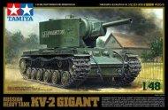 Tamiya Russian KV-2 Heavy Tank