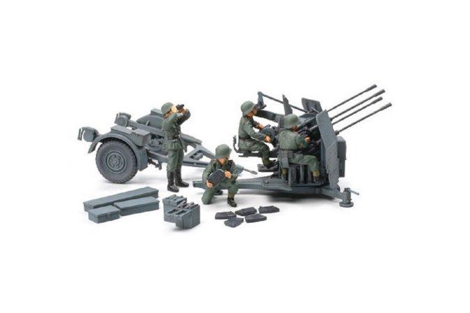 Tamiya German 20 mm Flakvierling 38