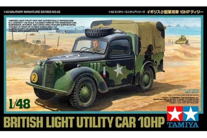 Tamiya British Small Staff Car 10HP