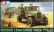 Tamiya Russian 1.5 Ton Cargo Truck - Model 1941