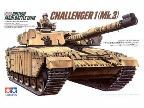 Tamiya British MBT Challenger 1 Mk3 - CA254