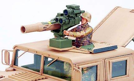 Tamiya M1046 Humvee - TOW Missile Carrier