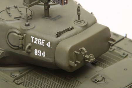 "Tamiya US Tank T26E4 ""Super Pershing"" - Pre-Production"
