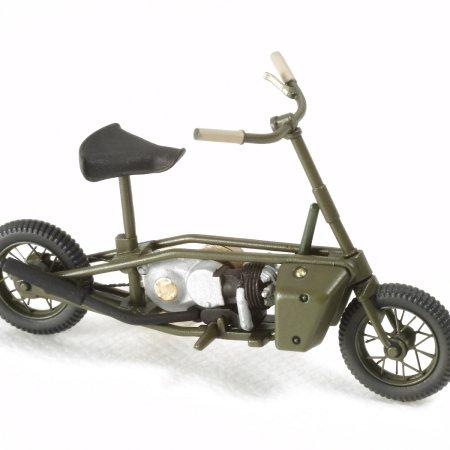 Tamiya British Paratroopers - w/Small Motorcycle