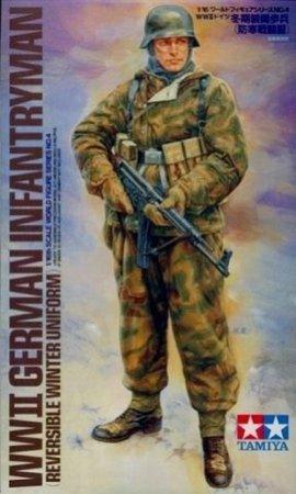 Tamiya WWII German Infantryman