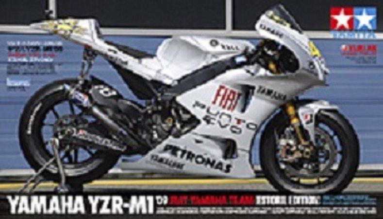 Tamiya YZR-M1 09 Fiat Yamaha Team - Estoril Edition