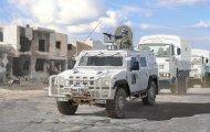 Italeri Model Kit military 6535 - LMV LINCE United Nations