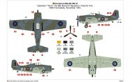 Airfix Clasic Kit letadlo - GRUMMAN MARTLET Mk.IV - Výprodej