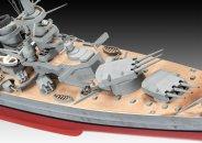 Revell Plastikový model lodě Scharnhorst