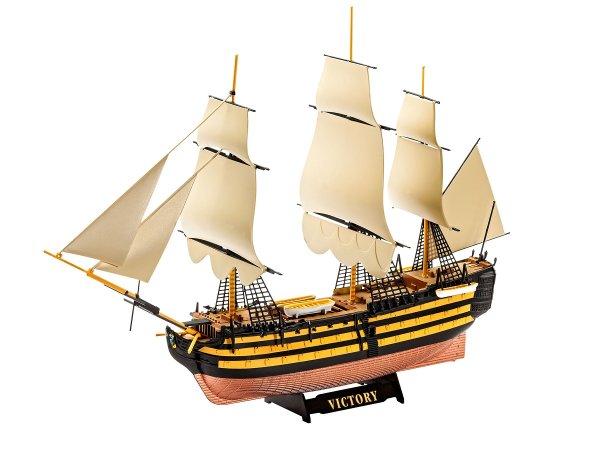 Revell Plastikový model plachetnice HMS Victory