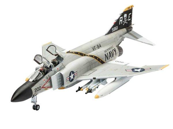 Revell Plastikový model letadla F-4J Phantom US Navy