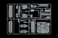 """Italeri Model Kit Kamion 3921 - MAN TGX XXL """"WOLF TRANSPORTE"""""""