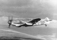 Zvezda ModelKit letadlo - Messerschmitt Bf-109 G6