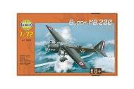 Směr Plastikový model letadla Bloch MB.200