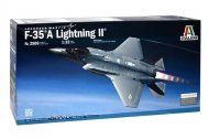Italeri Model Kit letadlo 2506 - F-35A LIGHTNING II