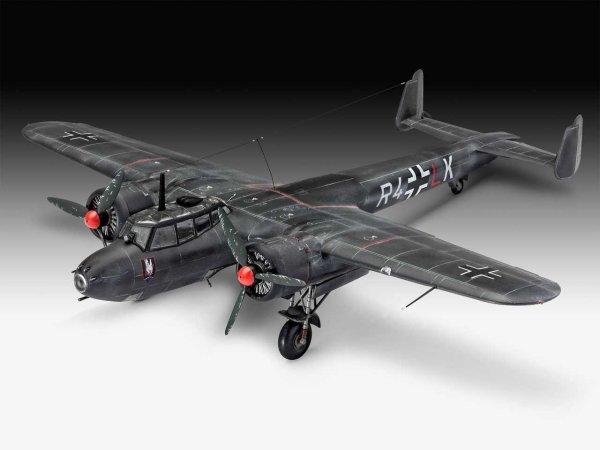 Revell Plastikový model letadla Dornier Do 17Z-10