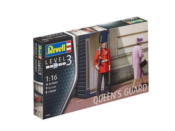 Revell Plastic ModelKit figurka - Queen´s Guard