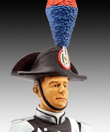Revell Plastic ModelKit figurka - Carabinier