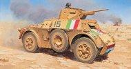 Italeri Model Kit military 7051 - AUTOBLINDA AB41
