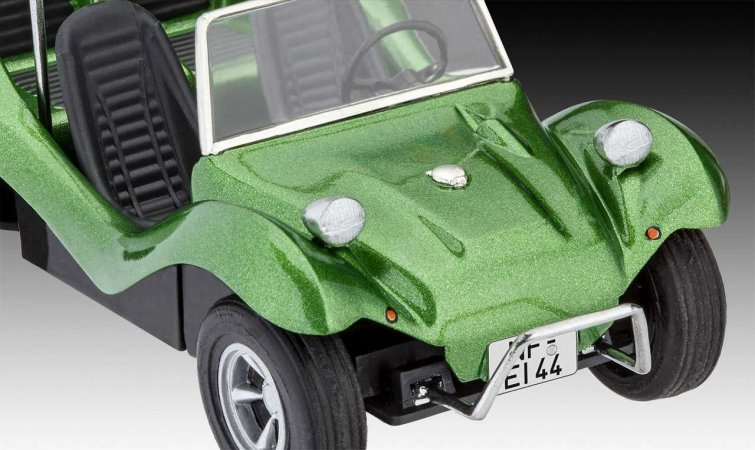 Revell Plastikový model auta VW Buggy