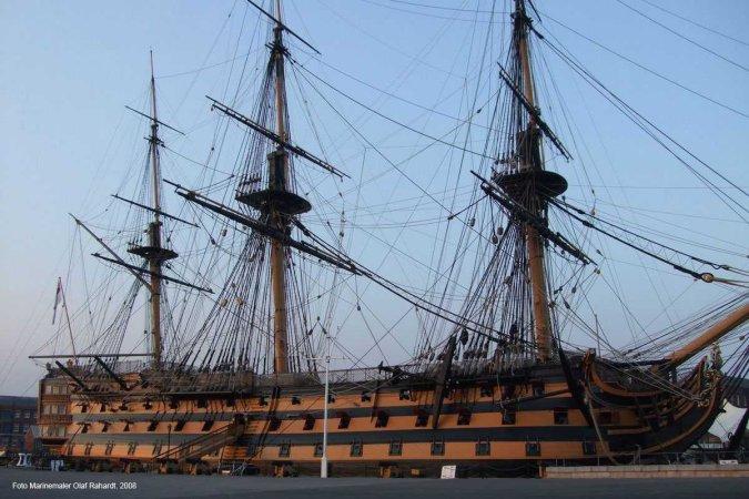 Revell ModelSet Plastikový model lodě HMS Victory