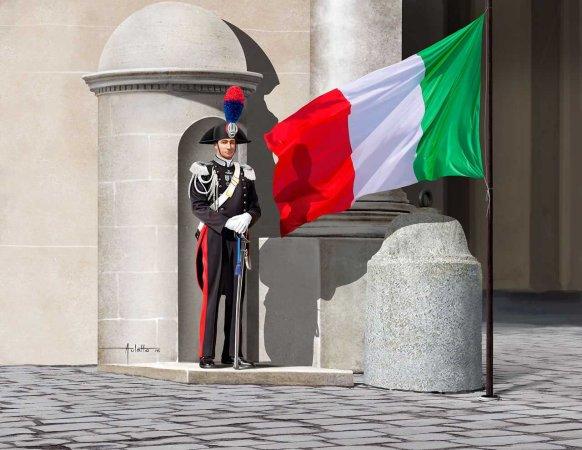 Revell ModelSet figurka - Carabiniere