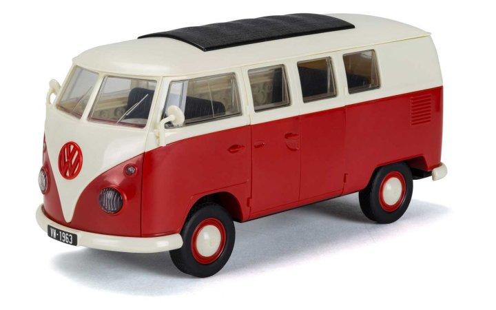 Airfix Quick Build - Plastikový model auta VW Camper Van