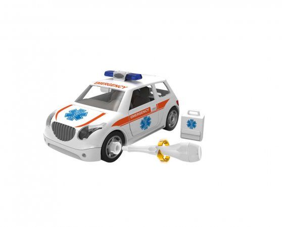 Revell Junior Kit auto - Rescue Car
