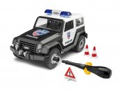 Revell Junior Kit auto - Offroad Vehicle Police