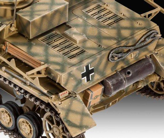 """Revell Plastikový model tanku Sd.Kfz. 167 """"StuG IV"""""""