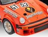"""Revell ModelSet - Plastikový model auta Porsche 934 RSR """"Jägermeister"""""""