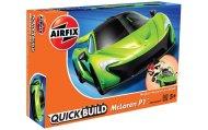 Airfix Quick Build - Plastikový model auta McLaren P1