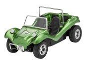 Revell ModelSet - Plastikový model auta Volkswagen Buggy