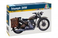 Italeri Model Kit military 7402 - TRIUMPH 3HW
