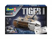 Revell Gift-Set tank - 75 Years Tiger I