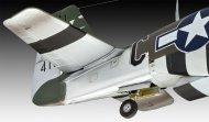 Revell Plastikový model letadla P-51D-5NA Mustang