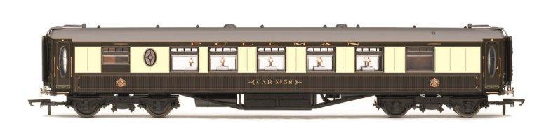 Hornby Vagón osobní - Pullman Second Class Kitchen Car 'Car No.58'