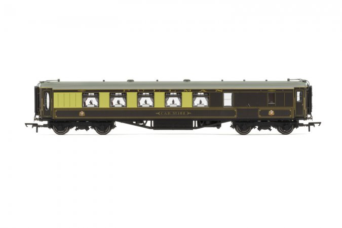 Hornby Vagón osobní - Pullman Second Class Brake Car 'Car No.162'