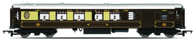 Hornby RailRoad - Vagón osobní - Pullman Parlour Brake Car