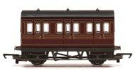 Hornby RailRoad -Vagón osobní - LMS 4 Wheel Coach