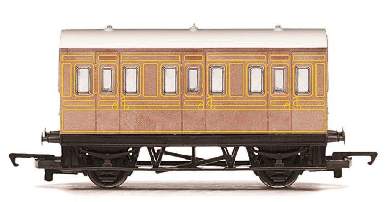 Hornby RailRoad - Vagón osobní - LNER 4 Wheel Coach