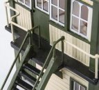 Hornby Budova pro modelovou železnici - Granite Station Signal Box