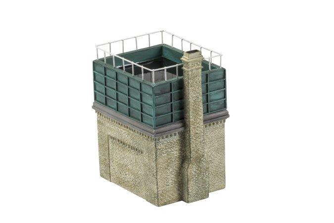 Hornby Budova pro modelovou železnic - Granite Station Water Tower